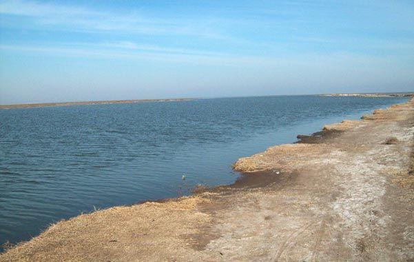 Inmensa. La laguna llegó a extenderse y abarcar 40 mil hectáreas.
