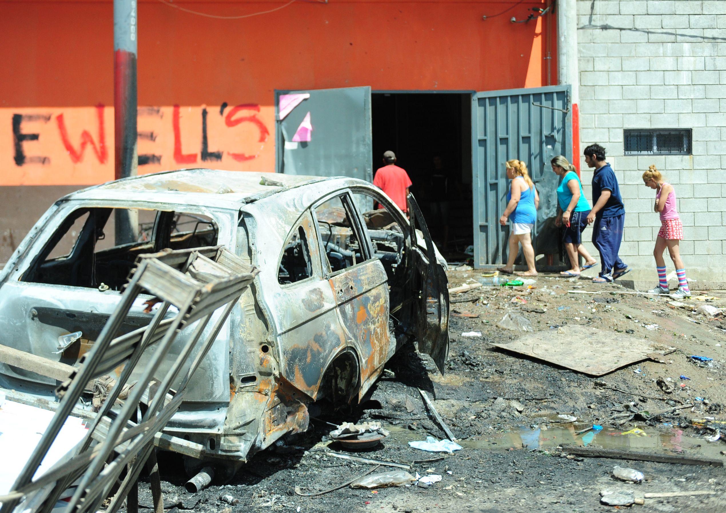 El gobernador de la provincia reveló que los efectivos del destacamento local de Gendarmería están destacados en el Gran Buenos Aires.