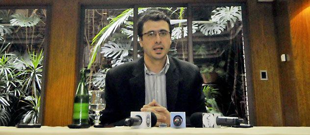 Sebastián Chale reunió ayer a la prensa en un hotel del centro de la ciudad y se despachó: El Frente Progresista no existe como tal en Rosario. Tampoco priorizan políticas de empleo.