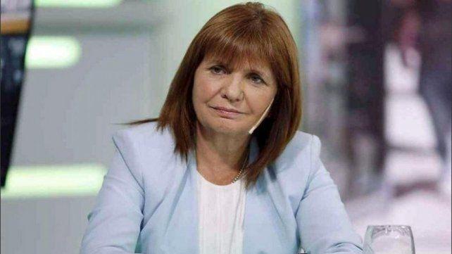 Bullrich salió al cruce de las acusaciones contra el gobierno de Cambiemos.