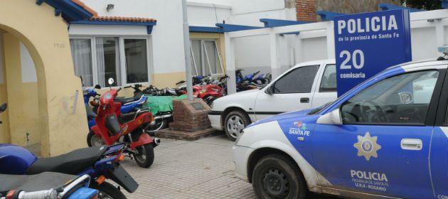 Las mujeres quedaron arrestadas en la seccional policial de la zona.