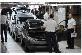 En la región pampeana se ve reflejado el impacto de la caída en el sector automotriz.
