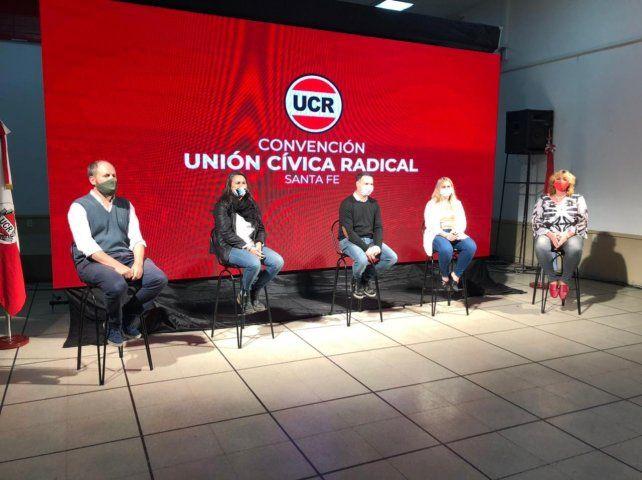 La convención provincial de la UCR debatió su estrategia para los comicios de este año.
