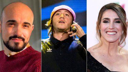 Respaldo. Abel Pintos y Soledad Pastorutti se unieron en el pedido para que Londra pueda regresar a los escenarios.