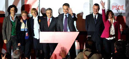 Rodríguez Zapatero, reelecto para gobernar España otros cuatro años
