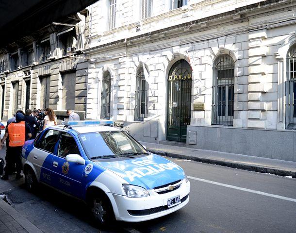 Del Vecchio contó que se hicieron controles en comisarías