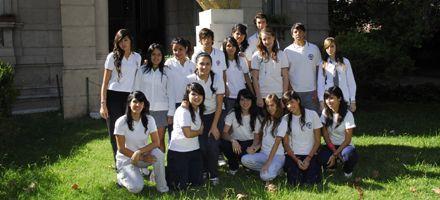 Jóvenes del mundo se reúnen en Rosario