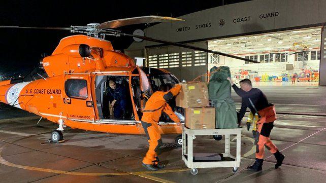 Coronavirus: miles de pasajeros confinados en un crucero frente a California