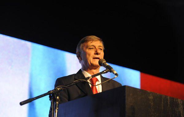 El ex gobernador de Santa Fe valoró que se avance hacia una justicia independiente.