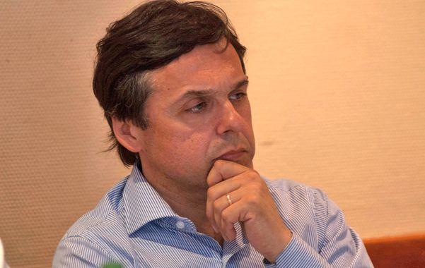 """Crítico. Giuliano consideró que el oficialismo en la ciudad ya no tiene """"pilas""""."""