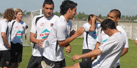 Boghossian espera más goles: Quiero que la gente siga contenta conmigo