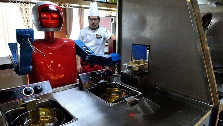 La destreza desarrollada por un equipo científico internacional abre un nuevo panorama en la robótica.