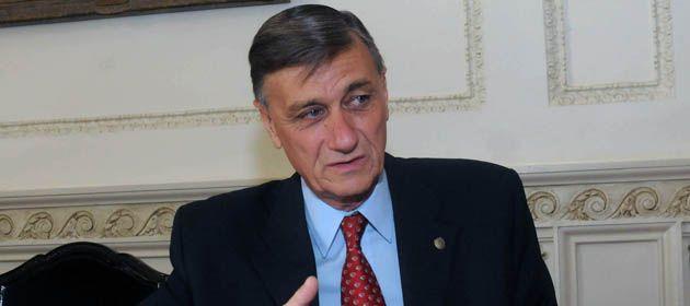 Binner resaltó lo realizado en Santa Fe en materia de reforma judicial y policial.
