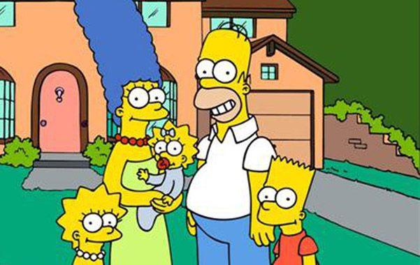 Una familia muy normal. Homero y los suyos: imbatibles en la TV.