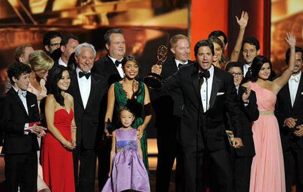 Modern Family repitió como serie de comedia (AP)