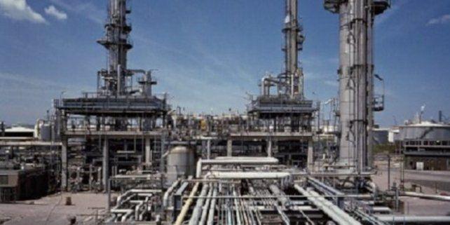 La ex Electroclor. La planta de la Petroquímica Bermúdez se halla en Capitán Bermúdez