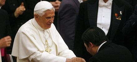 El papa Benedicto XVI advierte sobre la sexualidad como droga