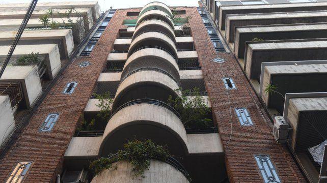 Los vecinos que viven en los pisos superiores de edificios altos