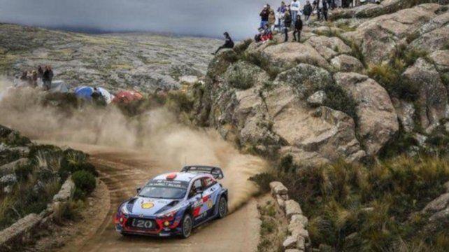 Argentina no figura en el calendario del Mundial de Rally del año próximo que confirmó la Federación Internacional del Automóvil (FIA) .