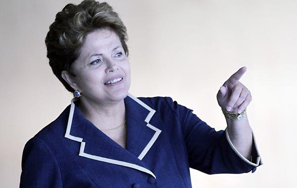 Torturada. Dilma fue arrestada y encarcelada en 1970 por la dictadura.