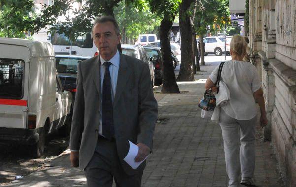"""Hacia el Tribunal. """"Vivo en Rosario con mi familia"""