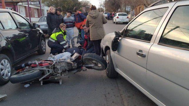Los motociclistas representaron más de la mitad de las víctimas en los seis últimos meses.