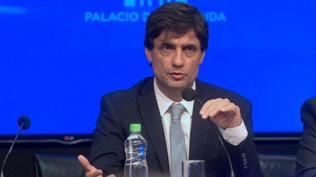 Lacunza aseguró que su prioridad es mantener la estabilidad cambiaria