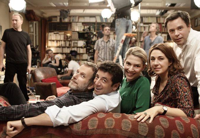 Del teatro al cine. Los actores que protagonizaron la obra en París son los mismos de la película que fue candidata a los premios César.