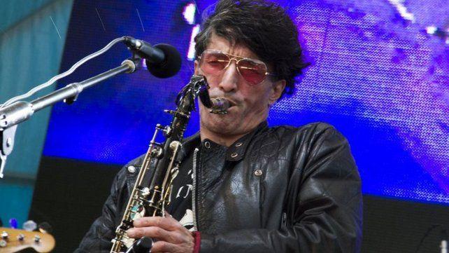 Murió Willy Crook, el saxo ricotero que dejó una huella en el rock argentino