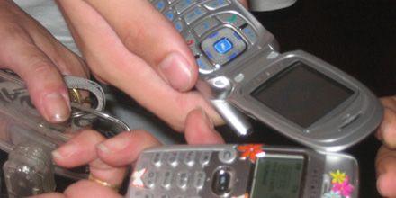 Habrá que reempadronar todos los celulares por una razón de seguridad