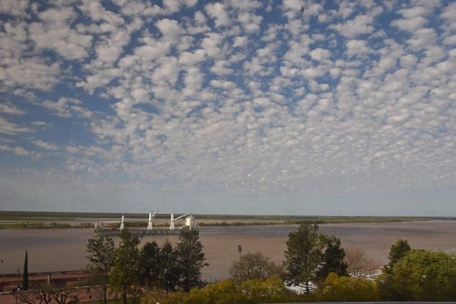 Rosario recibe el miércoles con buenas condiciones meteorológicas.