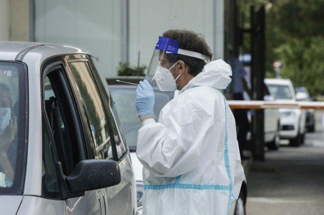 Cifra récord: diez nuevas muertes por coronavirus en Santa Fe, cuatro de ellas de Rosario