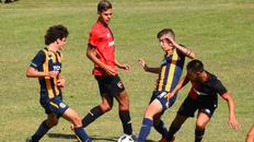 Central y Newells vuelven a enfrentarse en inferiores AFA tras dos años.