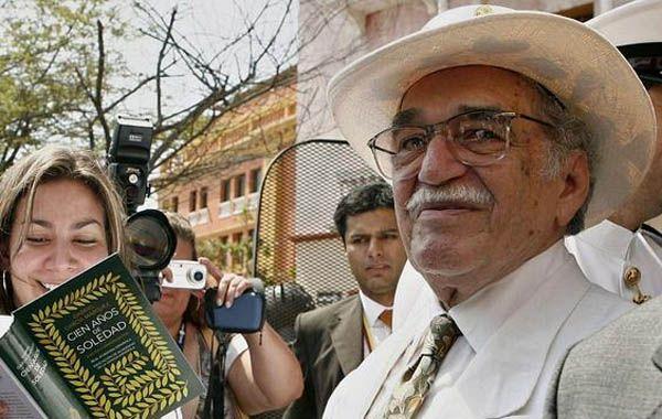 Los rosarinos se volcaron a Twitter para despedir a Gabriel García Márquez