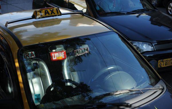 financiación. La iniciativa plantea que los dispositivos no signifiquen ningún costo para los taxistas.