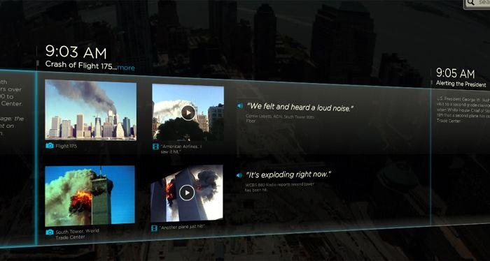 El museo del 11-S subió a internet una cronología de los ataques