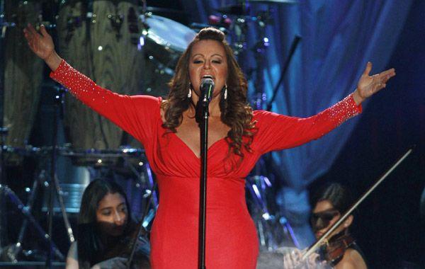 Consagrada. Rivera vendió 15 millones de discos a lo largo de su carrera.