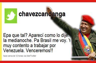 Chávez se adapta a los cambios y usa Twitter contra la oposición