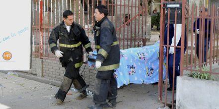 Son cinco los muertos por inhalación de monóxido de carbono en un Fonavi
