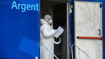 Argentina reportó 90.986 fallecidos por coronavirus desde que comenzó la pandemia.