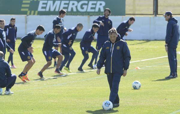 Russo sostuvo que en la medida que los rendimientos individuales mejoren el equipo levantará el nivel.