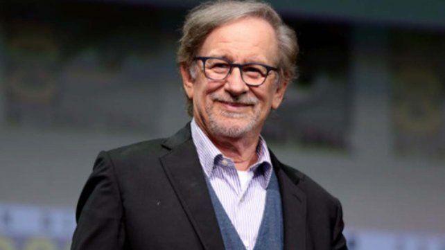 El cineasta y productor Steven Spielberg