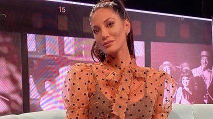 Silvina Escudero se descompensó cuando Laura Esquivel hacía su show junto a Jey Mammon.