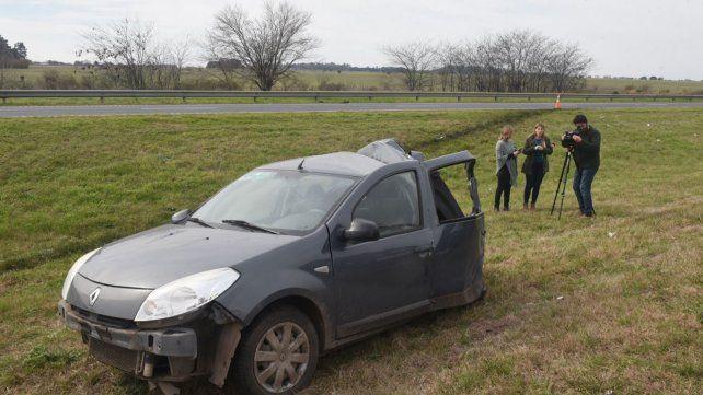 El chico de 10 años herido en la autopista está grave pero estable
