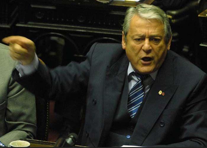 Kunkel resaltó que nadie concurre al Congreso si no hay un marco de respeto institucional.