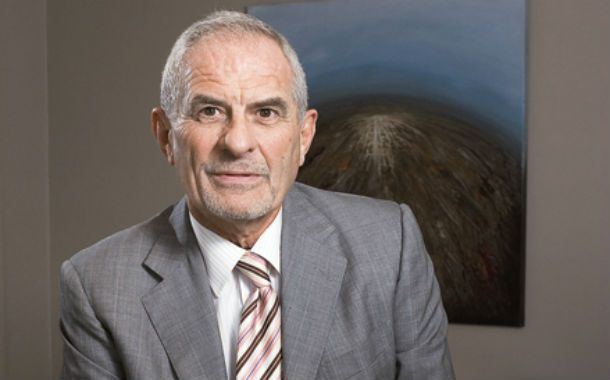 Visionario. Andreani recordó que la empresa nació en Casilda en 1945.