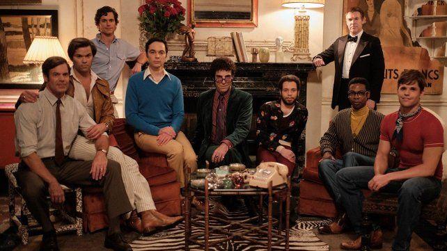 Nueve amigos festejan el cumpleaños de uno de ellos en una fiesta con final incierto.