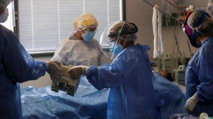 Números. El ministerio informó que se registraron 3.269.466 contagiados desde el inicio de la pandemia.