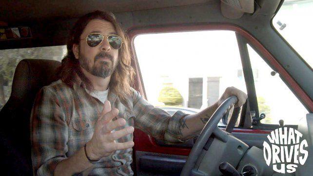 La película de Dave Grohl What Drives Us se puede ver desde este viernes en Amazon