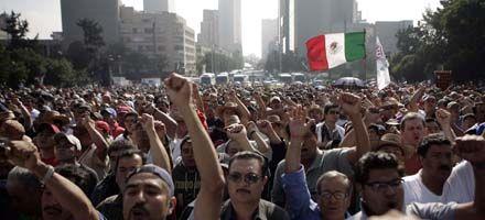 México: drástica medida contra una compañía eléctrica estatal